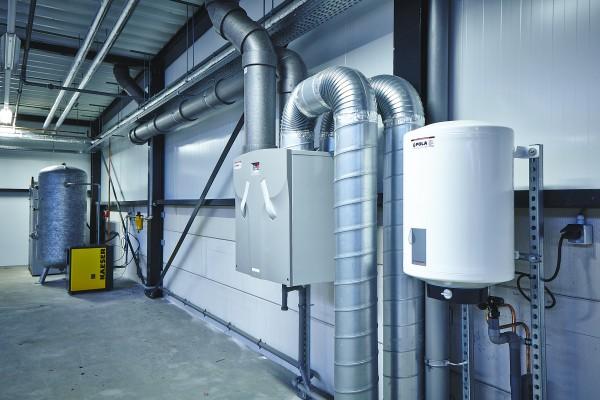 ventilatie-eenheid