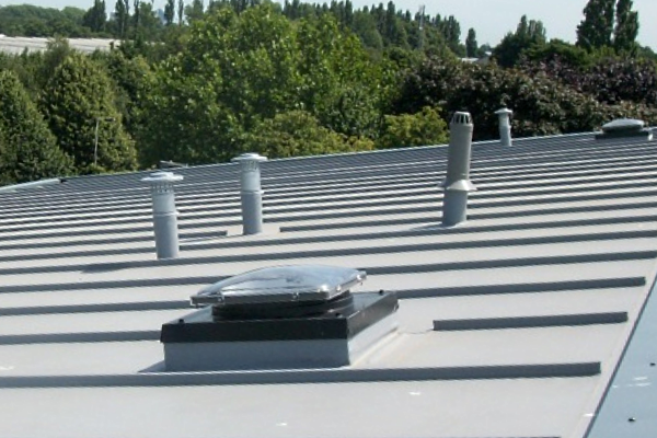 Heat Recovery Ventilator (HRV):