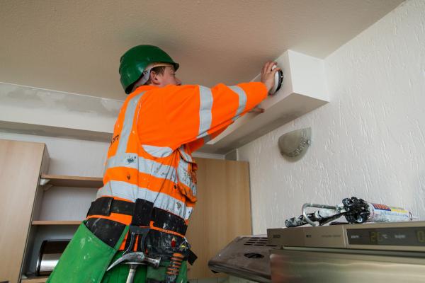 4 belangrijkste soorten ventilatie en hoe ze werken